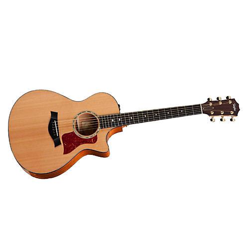 Taylor 2012 512ce Mahogany/Cedar Grand Concert Acoustic-Electric Guitar