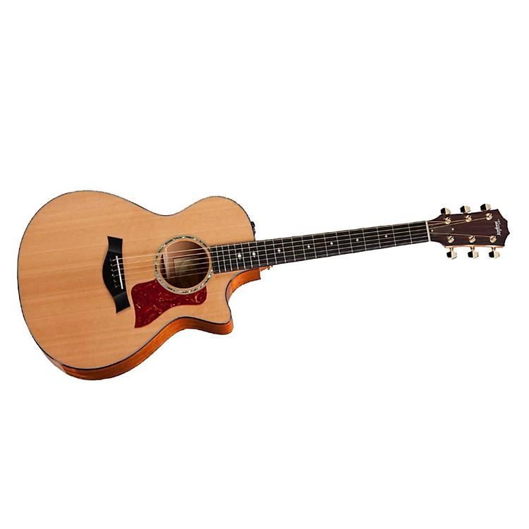 Taylor2012 512ce Mahogany/Cedar Grand Concert Acoustic-Electric Guitar
