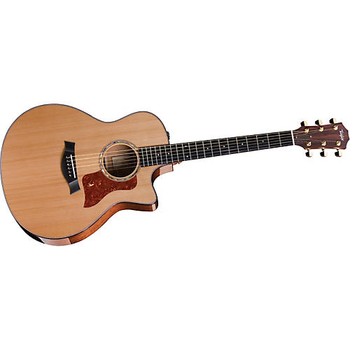 Taylor 2012 516ce-L Mahogany/Spruce Grand Symphony Left-Handed Acoustic-Electric Guitar
