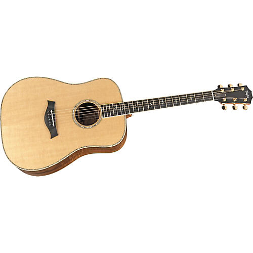 Taylor 2012 DN-K-E-L Koa/Spruce Dreadnought Left-Handed Acoustic-Electric Guitar