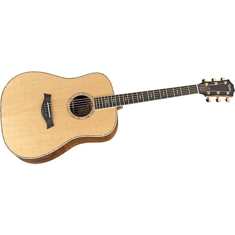 Taylor2012 DN-K-E-L Koa/Spruce Dreadnought Left-Handed Acoustic-Electric Guitar