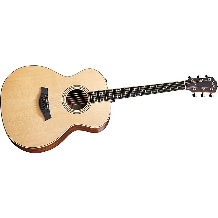 Taylor2012 DN6e-L Maple/Spruce Dreadnought Left-Handed Acoustic-Electric Guitar