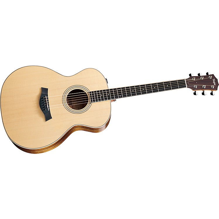 Taylor 2012 DN7e-L Rosewood/Spruce Dreadnought Left-Handed Acoustic-Electric Guitar