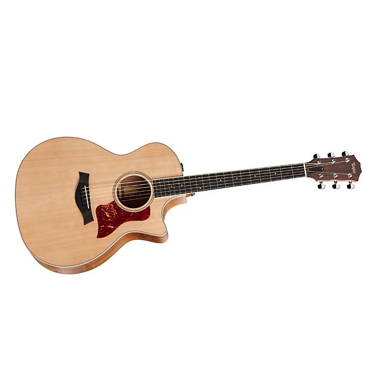 Taylor2012 Fall Limited 414ce-FLTD Grand Auditorium Acoustic-Electric Guitar