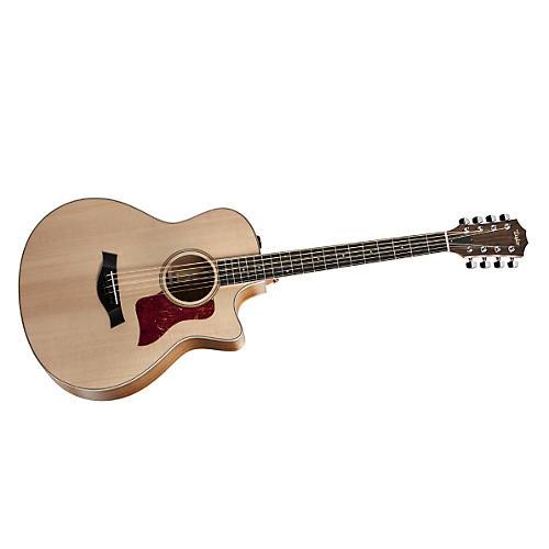 Taylor 2012 Fall Limited 8-String Baritone Blackwood Acoustic-Electric Guitar