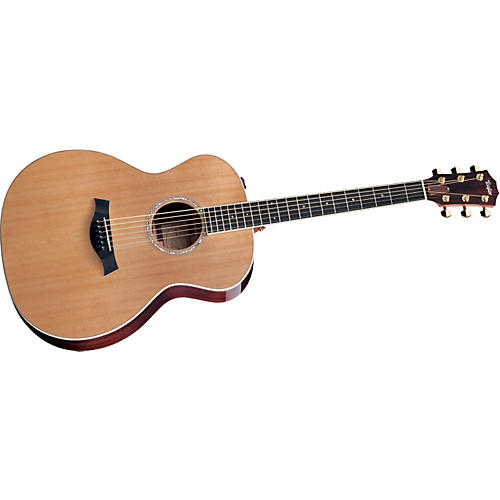 Taylor 2012 GA-Ke Koa/Spruce Grand Auditorium Acoustic-Electric Guitar-thumbnail