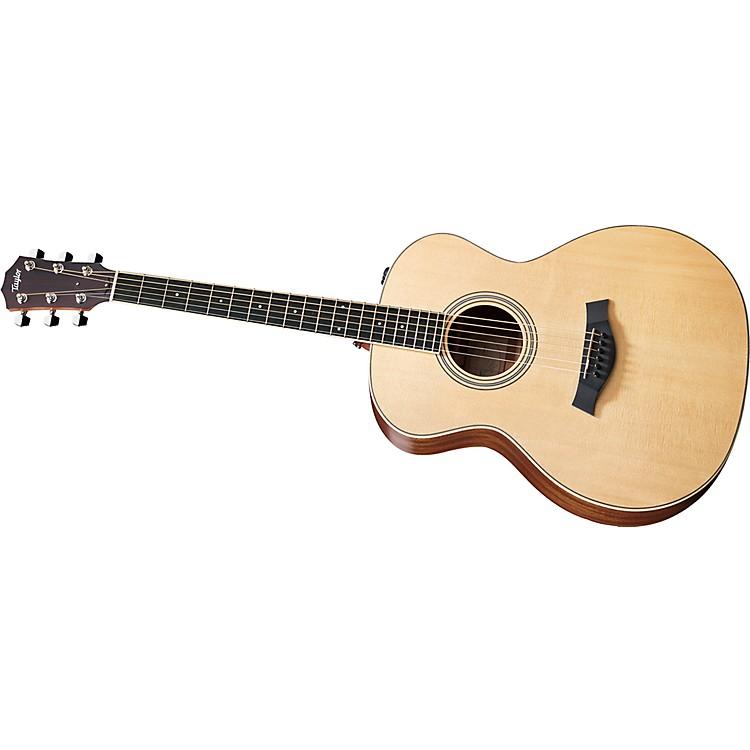 Taylor2012 GA3e-L Sapele/Spruce Grand Auditorium Left-Handed Acoustic-Electric Guitar