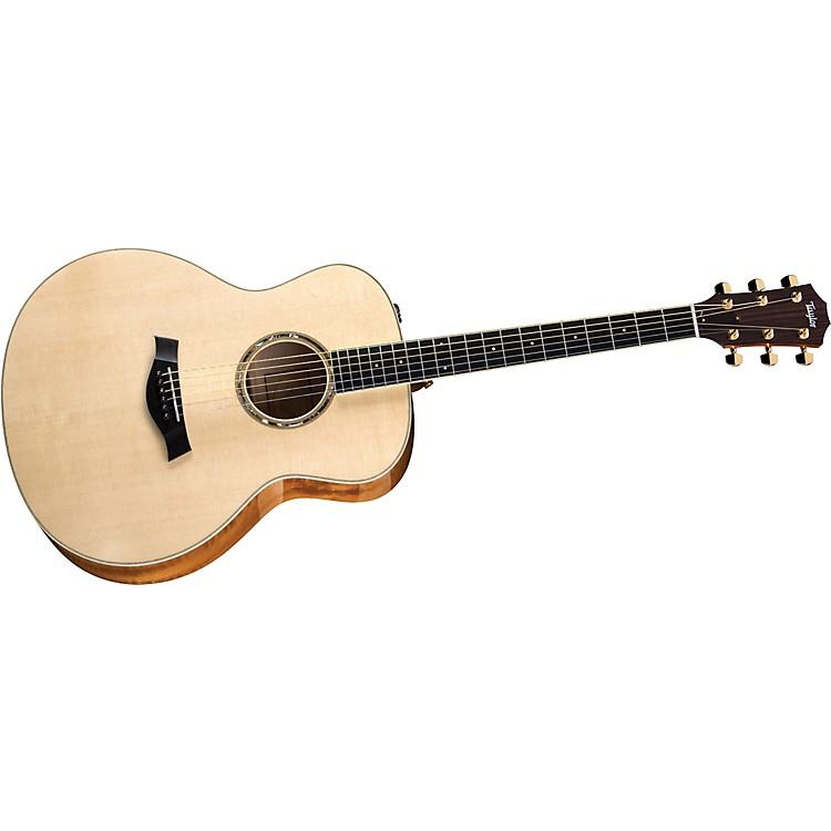 Taylor2012 GA7-L Rosewood/Cedar Grand Auditorium Left-Handed Acoustic Guitar