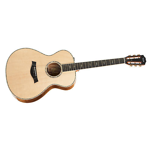Taylor 2012 GC-KE Koa Series Grand Concert Acoustic-Electric Guitar
