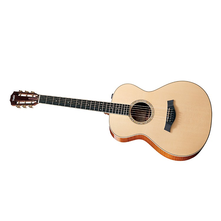 Taylor 2012 GC6-L Maple/Spruce Grand Concert Left-Handed Acoustic Guitar