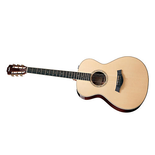 Taylor 2012 GC8e-L Rosewood/Spruce Grand Concert Left-Handed Acoustic-Electric Guitar-thumbnail