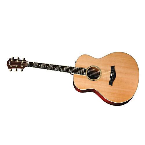 Taylor 2012 GS5e-L Mahogany/Cedar Grand Symphony Left-Handed Acoustic-Electric Guitar