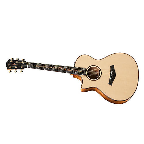 Taylor 2012 K12ce-L Koa/Spruce Grand Concert Left-Handed Acoustic-Electric Guitar