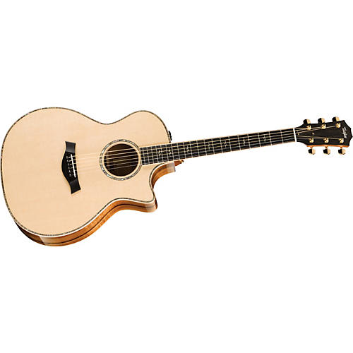 Taylor 2012 K14ce-L Koa/Spruce Grand Auditorium Left-Handed Acoustic-Electric Guitar