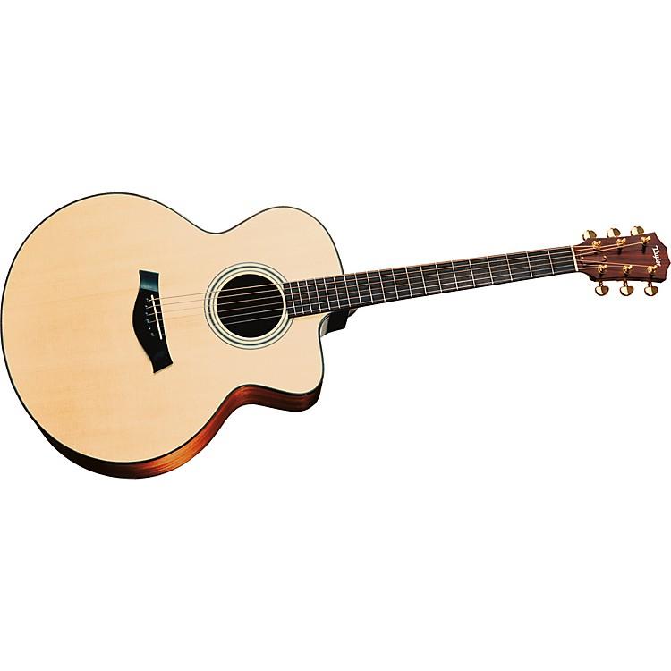 Taylor2012 LKSM-6 Leo Kottke Signature Model Acoustic- Guitar
