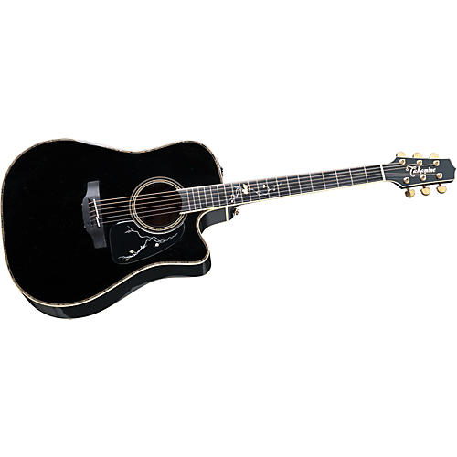 Takamine 2012 Limited Edition Steel String Acoustic-Electric Guitar
