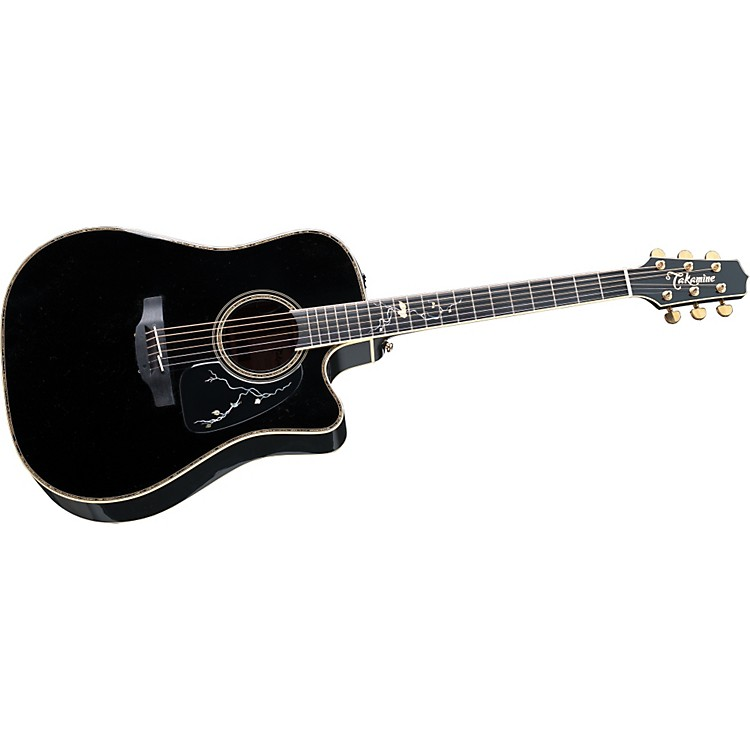 Takamine2012 Limited Edition Steel String Acoustic-Electric Guitar