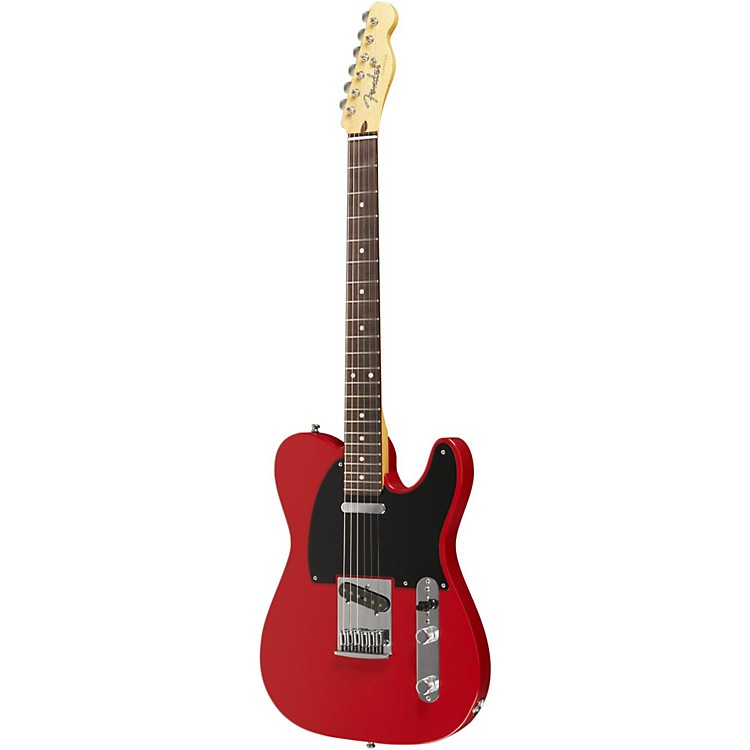 Fender Custom Shop 2012 Telecaster Pro Closet Classic Electric Guitar Dakota Red Rosewood Fretboard