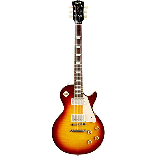 Gibson Custom 2013 1958 Les Paul Standard Historic Reissue VOS Plaintop