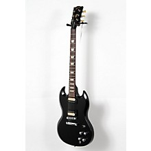 Gibson 2013 SG Tribute Future Min-ETune Electric Guitar Level 2 Ebony 190839008770