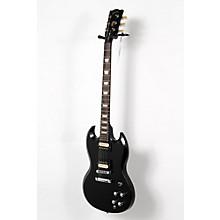 Gibson 2013 SG Tribute Future Min-ETune Electric Guitar Level 2 Ebony 190839022226