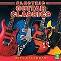 Hal Leonard 2014 Electric Guitar Classics 16-Month Wall Calendar  Thumbnail
