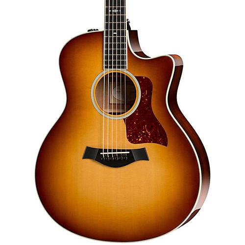 Taylor 2014 Fall Limited 516ce-FLTD Grand Symphony Venetian Cutaway Acoustic-Electric Guitar