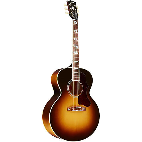 Gibson 2014 Limited Edition J-185 True Vintage Acoustic-Electric Guitar-thumbnail