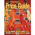 Hal Leonard 2014 Official Vintage Guitar Magazine Price Guide-thumbnail