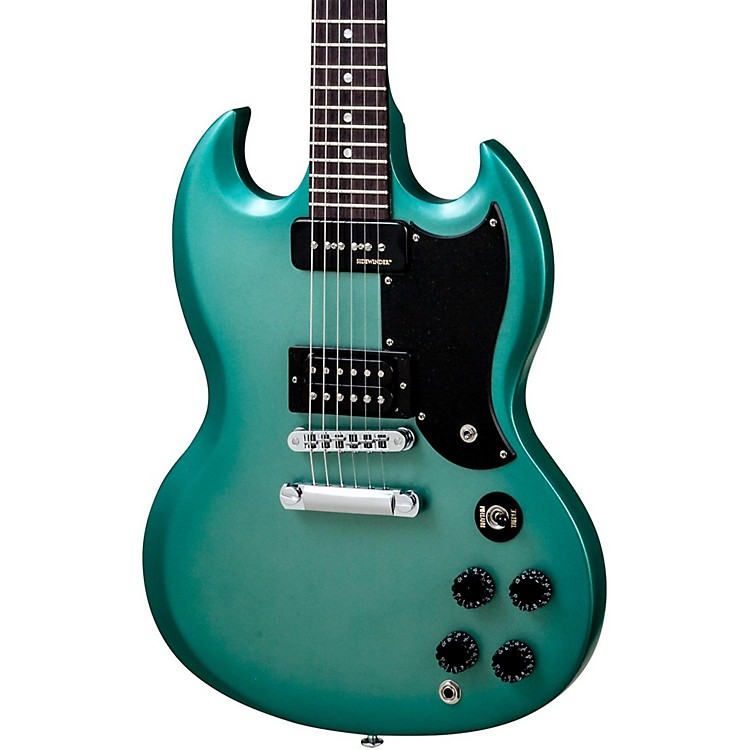 Gibson2014 SG Futura Electric GuitarInverness Green Vintage Gloss