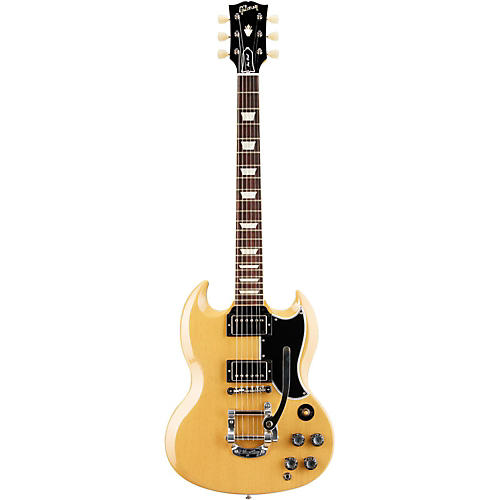 Gibson Custom 2014 SG Standard Reissue with Bigsby Vibrato Electric Guitar-thumbnail