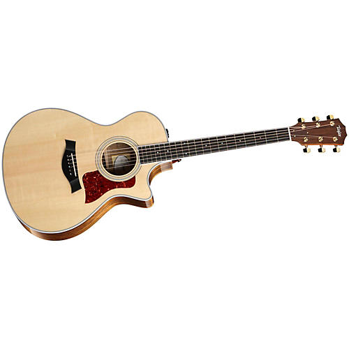 Taylor 2014 Spring Limited 412ce Grand Concert Acoustic-Electric Guitar