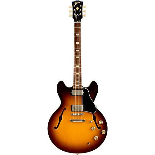 Gibson 2015 1963 ES-335TD Semi-Hollow Electric Guitar Historic Burst