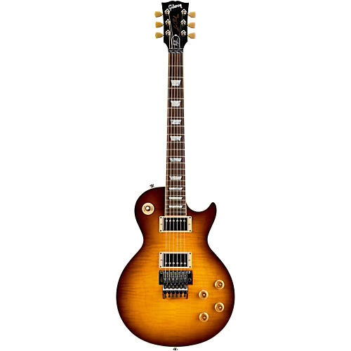 Gibson Custom 2015 Alex Lifeson Les Paul Axcess Electric Guitar Viceroy Brown