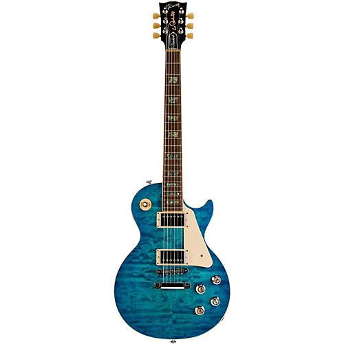 Gibson 2015 Les Paul Standard Premium Quilt Electric Guitar
