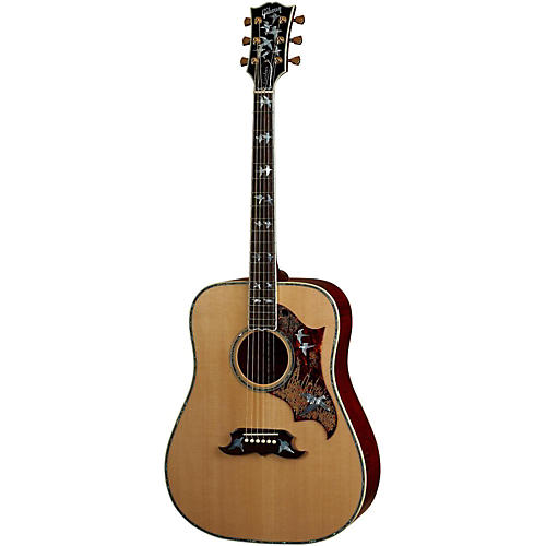 Gibson 2015 Limited Edition Doves In Flight Acoustic Guitar