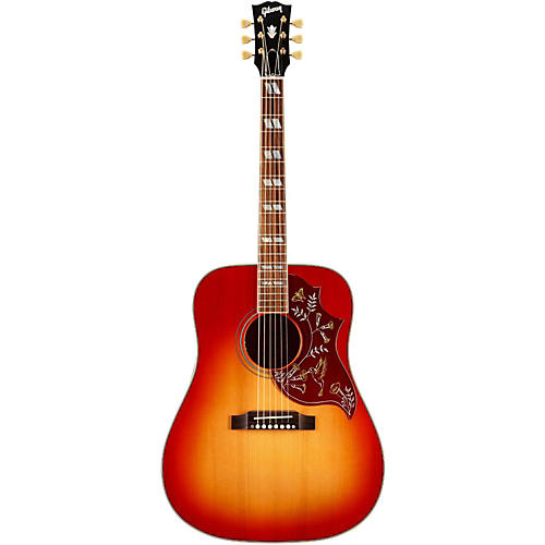 Gibson 2015 Limited Edition Hummingbird Square Shoulder Dreadnought Acoustic Electric Guitar-thumbnail