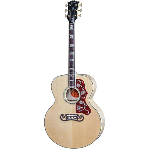 Gibson 2015 Limited Edition SJ-200 Super Jumbo Acoustic-Electric Guitar-thumbnail