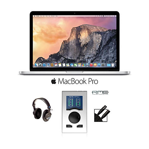 Apple 2015 MacBook Pro 13 In Retina Display 2.7GHz Dual-Core i5 8GB 256GB HD Bundle 2-thumbnail