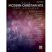 Alfred 2015 Modern Christian Hits for Ukulele Songbook Ukulele TAB Edition