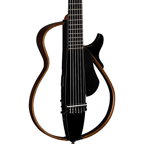 yamaha 2015 nylon string silent guitar musician 39 s friend. Black Bedroom Furniture Sets. Home Design Ideas