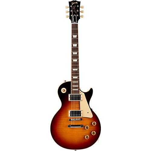 Gibson Custom 2015 True Historic 1959 Les Paul Reissue Electric Guitar Vintage Dark Burst