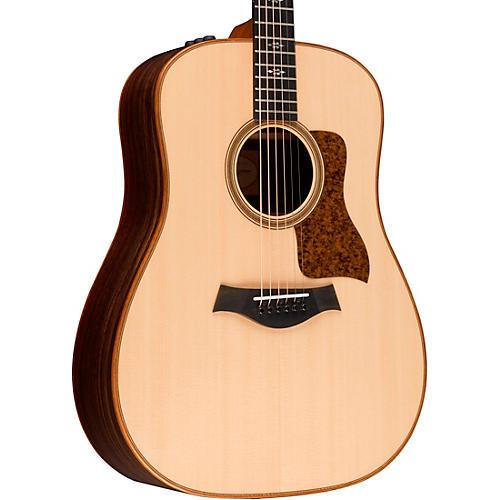 Taylor 2016 700 Series 710e-LS Dreadnought Acoustic-Electric Guitar Natural