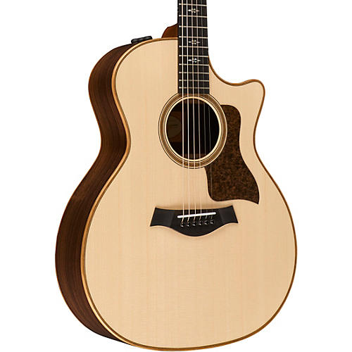 Taylor 2016 700 Series 714ce Grand Auditorium Acoustic-Electric Guitar Natural