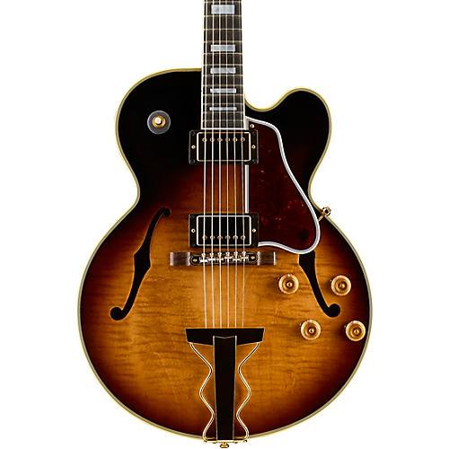 Gibson 2016 ES-275 Figured Hollowbody Electric Guitar Antique Burst