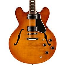 Gibson 2016 ES-335 Figured Semi-Hollow Electric Guitar Faded Light Burst