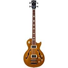 2016 ES-Les Paul Semi-Hollow Electric Bass Guitar Gold Top