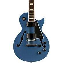 2016 ES-Les Paul Semi-Hollow Electric Guitar Pelham Blue