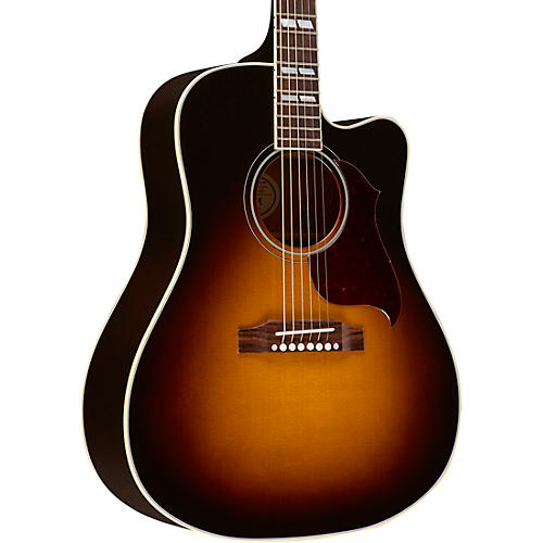 gibson 2016 hummingbird pro acoustic electric guitar vintage sunburst musician 39 s friend. Black Bedroom Furniture Sets. Home Design Ideas