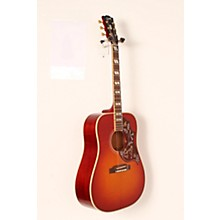 Gibson 2016 Hummingbird True Vintage Square Shoulder Dreadnought Acoustic Guitar Level 2 Vintage Cherry 190839101471